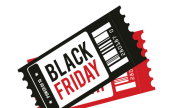 3 day event. Black Friday Sale. Starts Friday 24th November 5am until midnight on Sunday 26th November 2017
