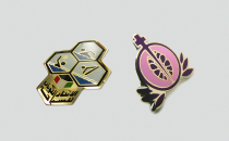 Custom Pin Badges