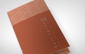 DL or compliment slip sized booklets are a handy and convenient size to fit in a jacket pocket or handbag.
