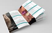 A6 brochures