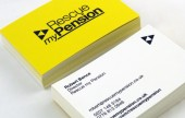 If you are against the laminated look and a flawless print quality is essential, then this thicker range of business cards are definitely for you.