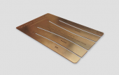 Metal business cards ensure you stand out from the crowd.
