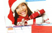 Keep your business advertised all year round with a calendar.
