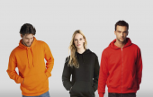 Hoodies printed with your very own designs for practical and fashionable work and casual wear.