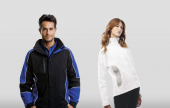 Print your jackets with your own designs and branding for practical work and casual wear with a distinctive look.