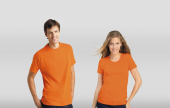 Top brand T-shirts printed with your very own designs.