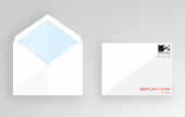 Even your mail becomes an advertising and brand awareness opportunity when you use printed envelopes.