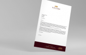 Environmentally friendly letterheads make a statement about your business and what it stands for. Printed on 100% recycled paper stock.