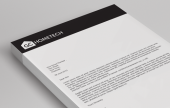 Our complete selection of printed letterheads. Printed either single sided or double sided in full colour on a range of paper stocks.