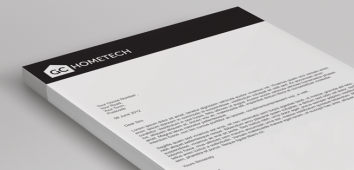Letterheads from £51