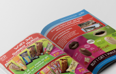 Keep your name in front of your audience and keep their interest with your very own magazine.