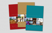 Our range of A4 and A5 professional presentation folders. Available in a variety of layouts and finishes.