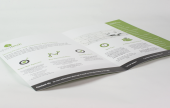 With our range of A4 Presentation Folders our advice is simple - If it's worth presenting, it's worth presenting in style.
