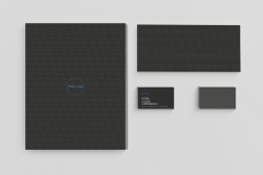 FREE Business Stationery Template | Dark Side