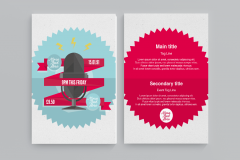 FREE Flyer and Leaflet Design Templates