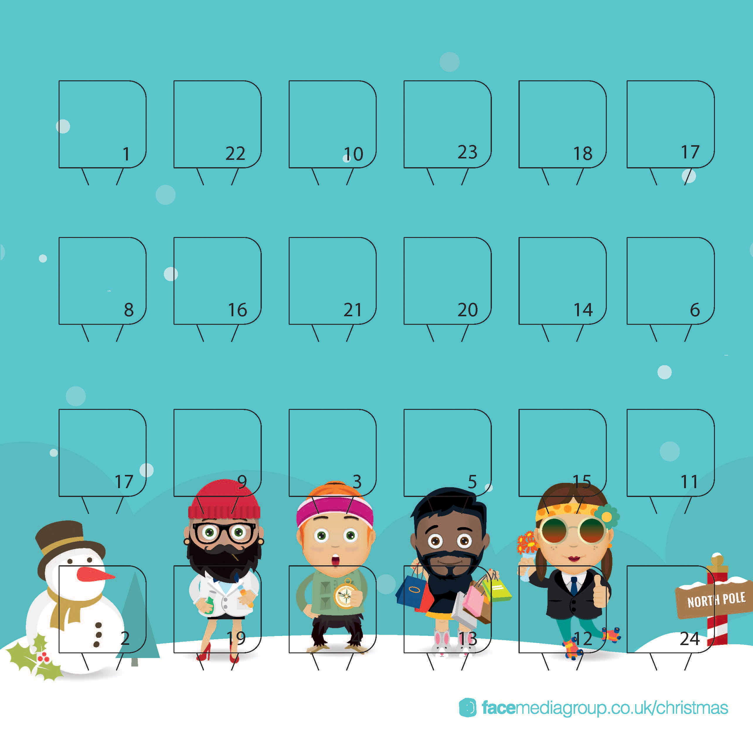 Rating for Chocolate Advent Calendars