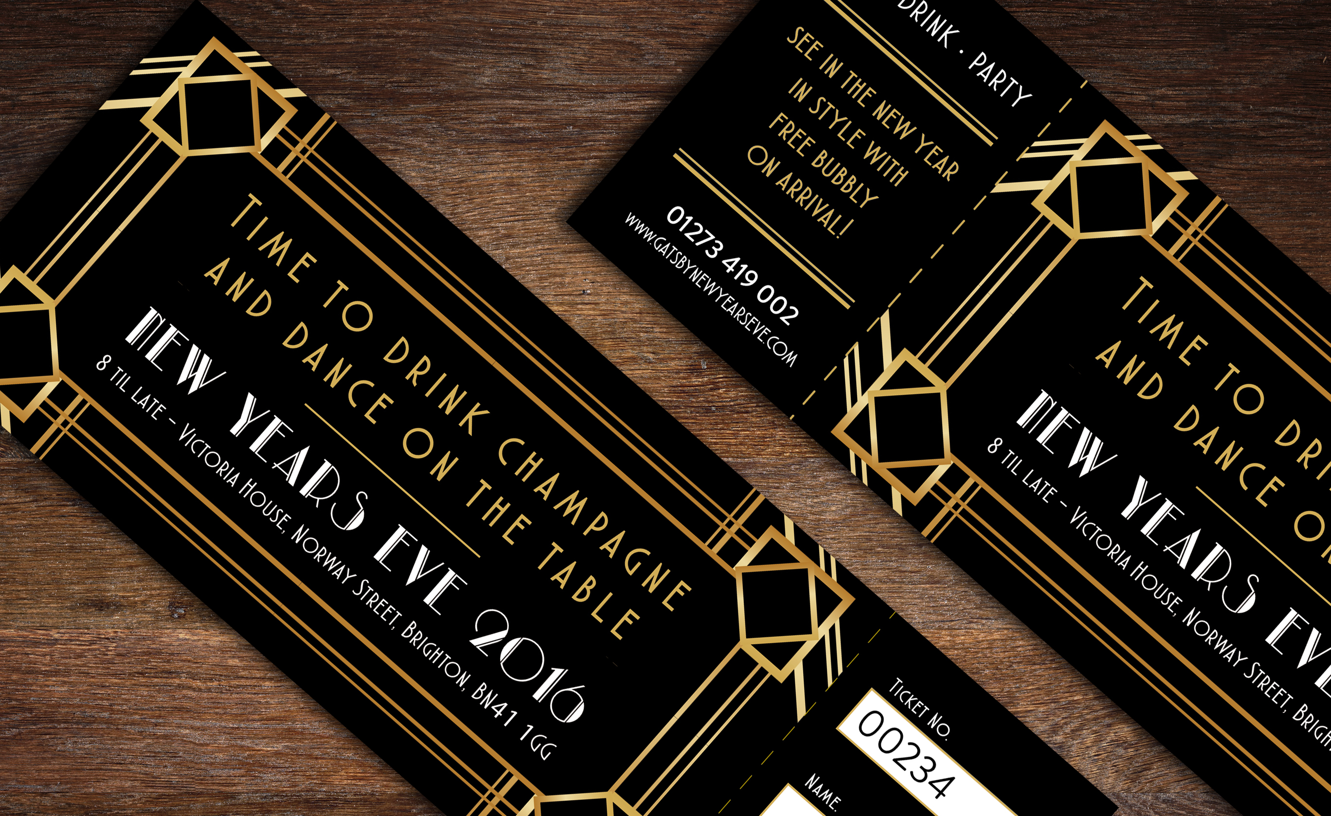 ticket printing and design uk face media group