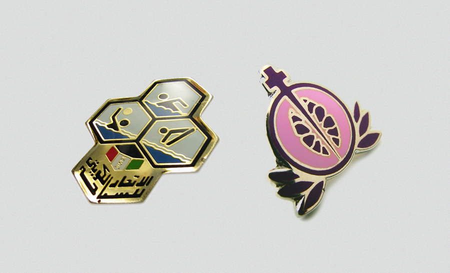 Rating for Custom Pin Badges