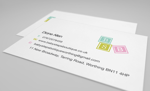 Rating for Bespoke Business Cards
