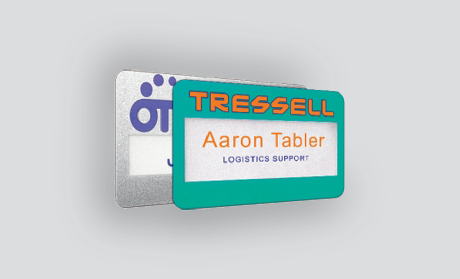 Rating for Personalised Name Badges