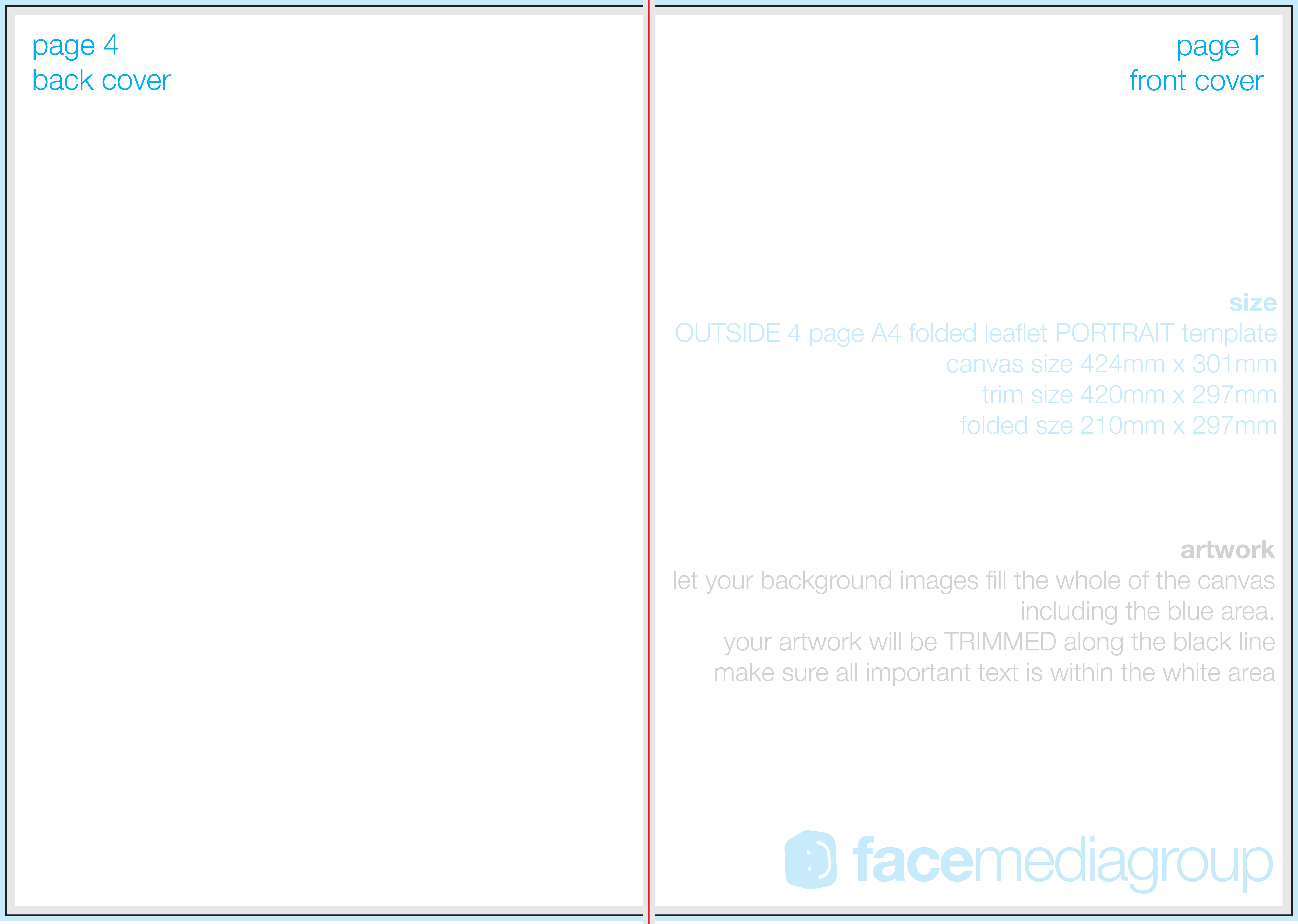 download free flyer  leaflet  brochure print  u0026 design