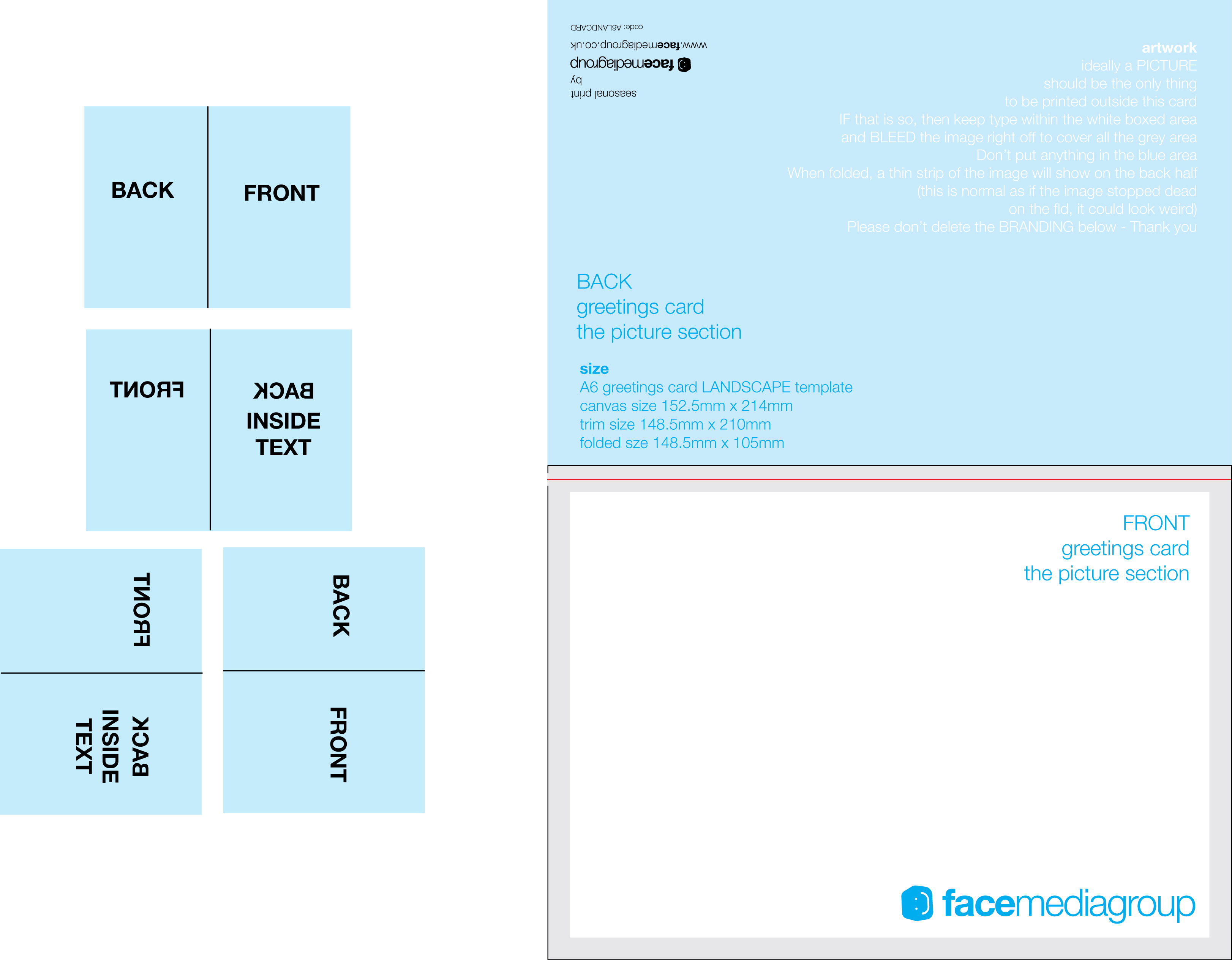 flash card word template