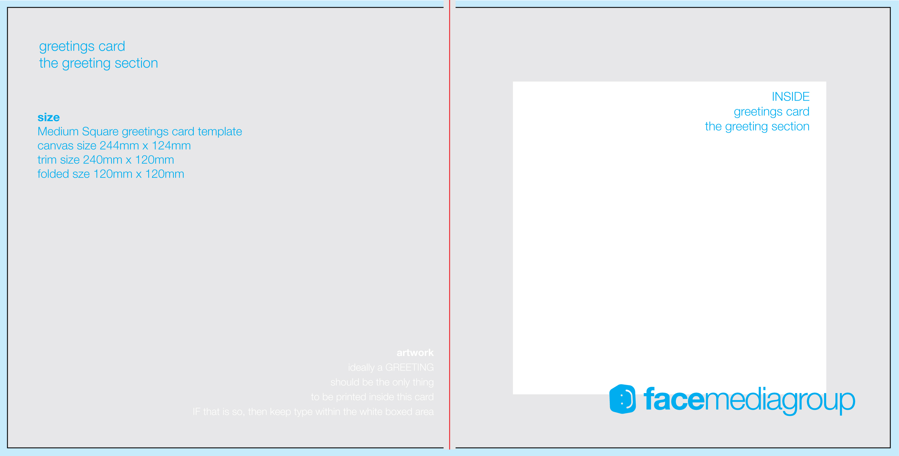 Free blank greetings card artwork templates for download face download kristyandbryce Images